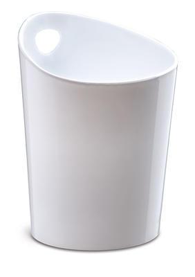 Chladiaca nádoba CORA na nápoje biela - 1