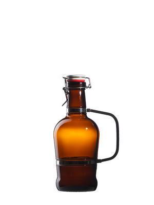 Pivné fľaša Tradition 2l s Alu uchom - s uzáverom - 1